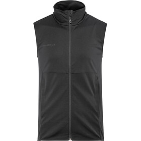 Mammut Ultimate V SO Vest Herren black-black